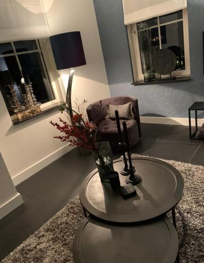 Woonkamer styling